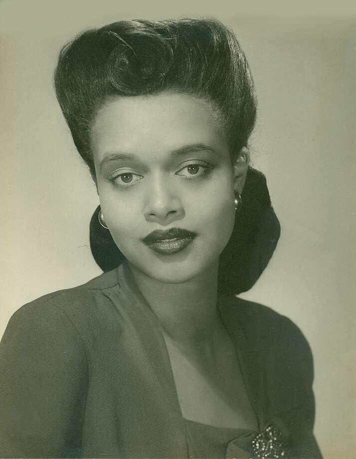 Dorothy Cox Photo: Courtesy Cox Family