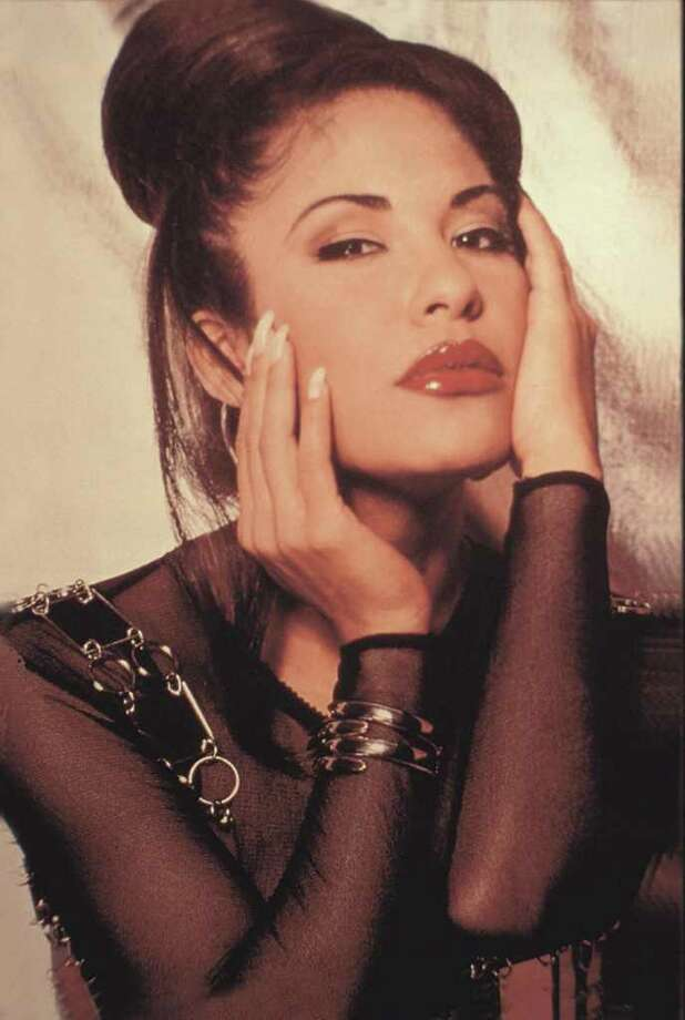 "Selena is remembered on ""Enamorada de Ti,"" which includes acoustic versions of some of her biggest hits. Photo: EMI Photo"
