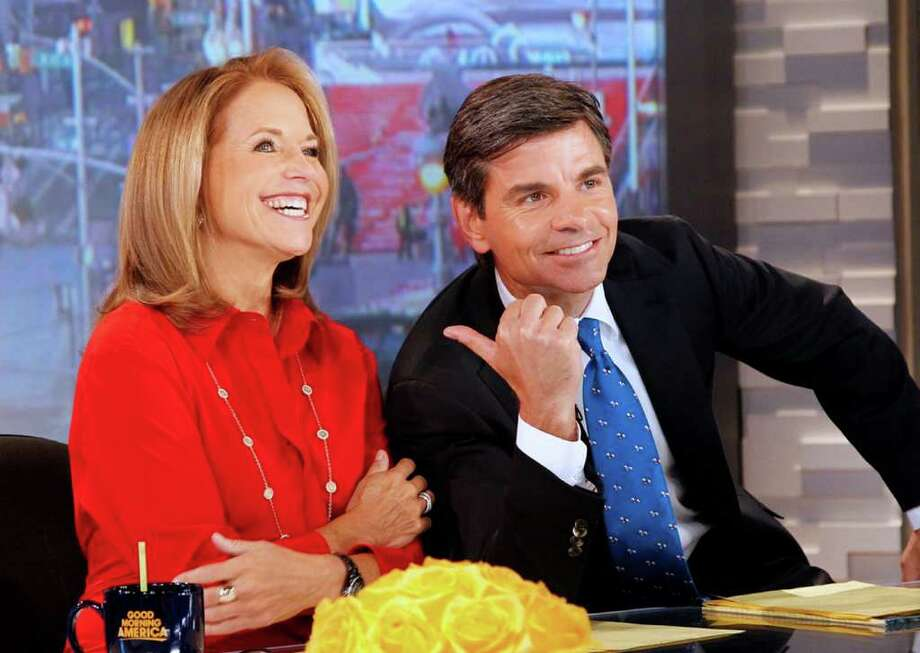 Image result for stephanopoulos and couric
