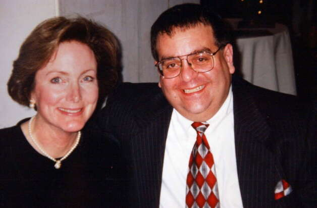 Courtesy photograph of Joan, and Peter Porco, Tuesday, November 16, 2004