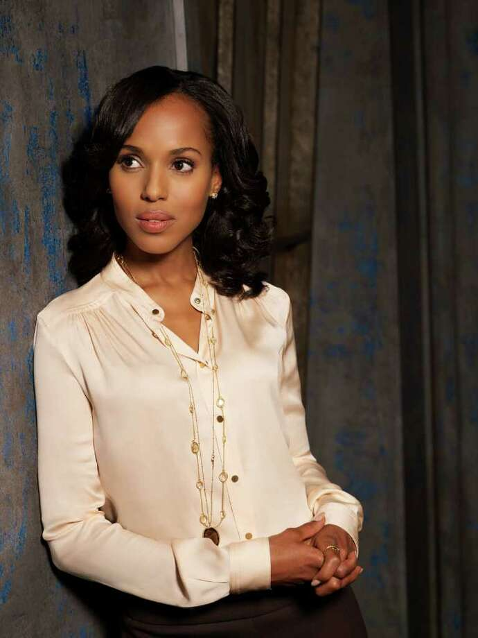 "ABC's ""Scandal"" stars Kerry Washington as Olivia Pope.  Photo: ABC / © 2012 American Broadcasting Companies, Inc. All rights reserved."