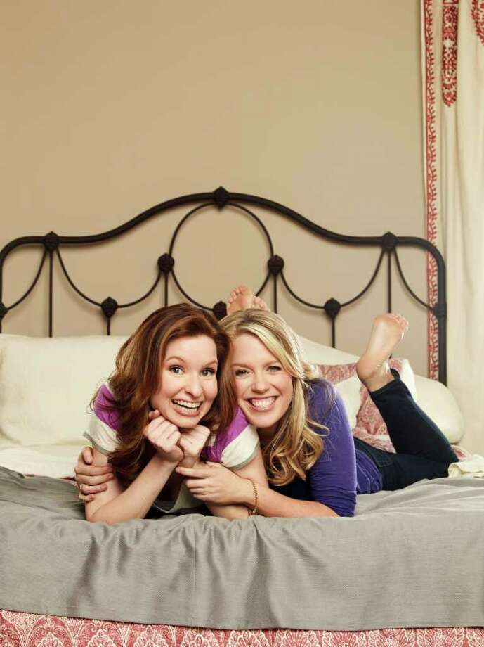 "Lennon Parham, left, stars as Lennon, and Jessica St. Clair stars as Jessica in  ""Best Friends Forever."" Photo: NBC / © NBCUniversal, Inc."
