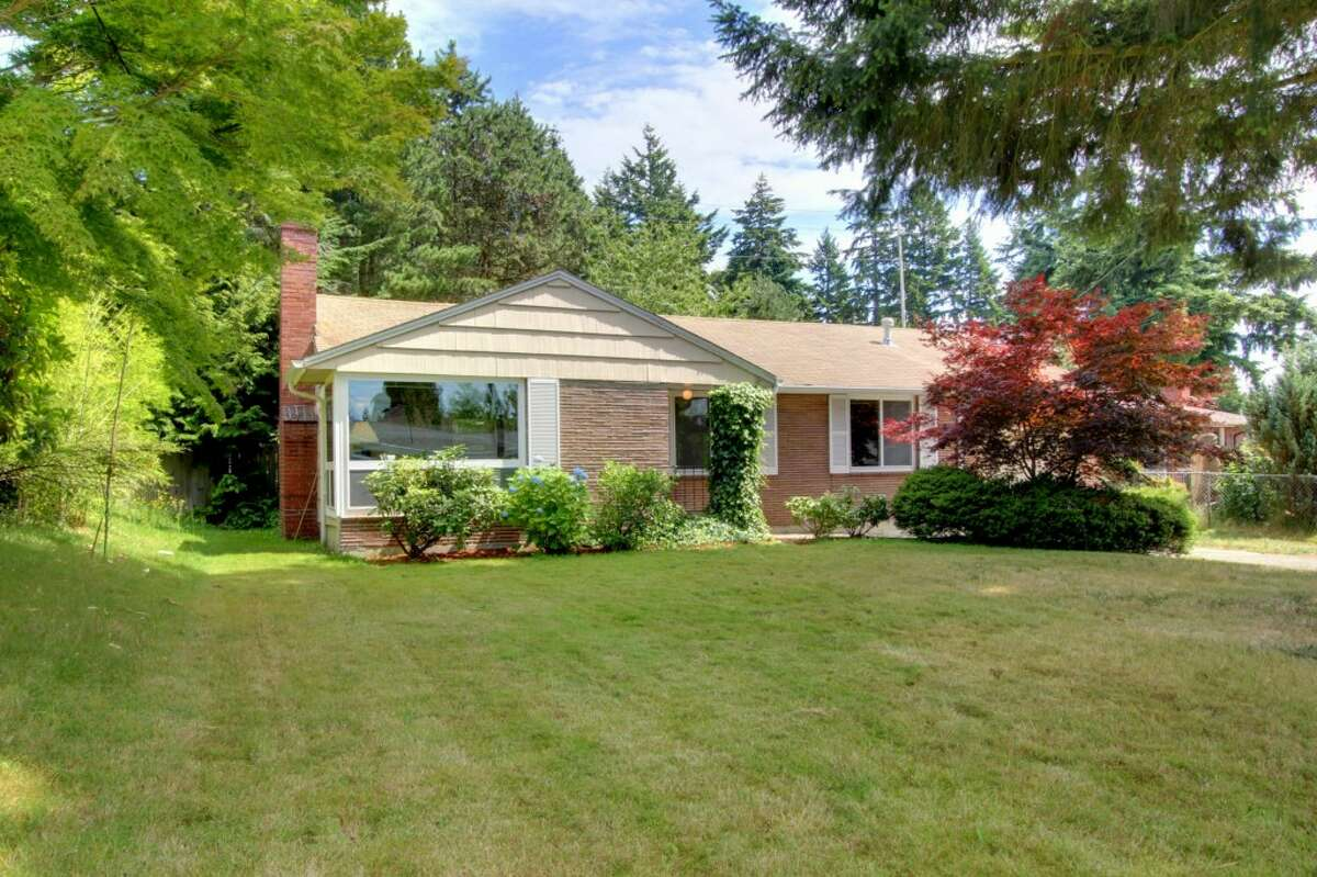 Haller Lake is a pretty area of Seattle with large lots and mid-century homes. Here are three listed for between $300,000 and $400,000, starting with 12550 Corliss Ave. N. The 1,223-square-foot rambler, built in 1949, has three bedrooms, 1.5 bathrooms, a bonus room above the garage and a deck in the fenced back yard. It's listed for $317,000, although a sale is pending.