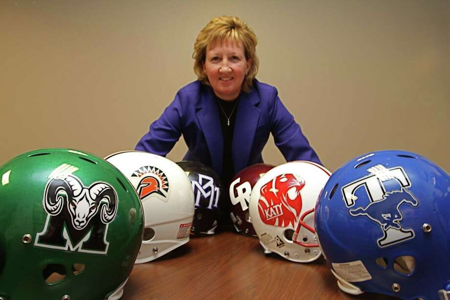 Debbie Decker is the new Executive Director of the KISD Athletic Department. Photo: Suzanne Rehak