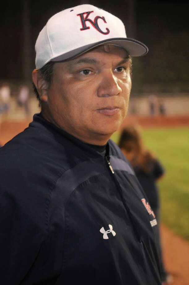 Klein Collins Head Coach Miguel Carlos Photo: Jerry Baker / Freelance