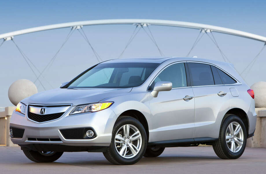 8. Acura RDX