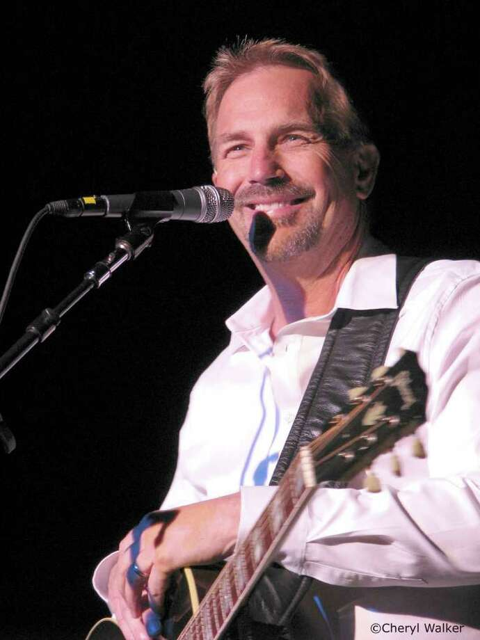 Kevin Costner is bringing his band, Modern West, to The Ridgefield Playhouse on Tuesday, April 10, at 8 p.m. Photo: Contributed Photo