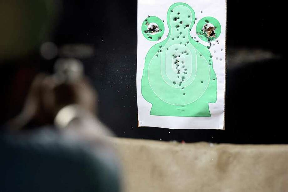 A Place to Shoot gun range has been rebuffed in its argument that the Municipal Golf Association-SA didn't have jurisdiction to sue. Photo: Edward A. Ornelas, Express-News File Photo / eaornelas@express-news.net