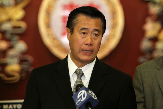 State Sen. Leland Yee, D-San Franicsco Photo: Mathew Sumner, Special To The Chronicle