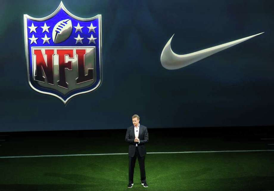 Nike CEO Mark Parker 2012: $35.2 million2011: $11 millionSource: The New York Times Photo: Jason Kempin, Getty Images For Nike / 2012 Getty Images