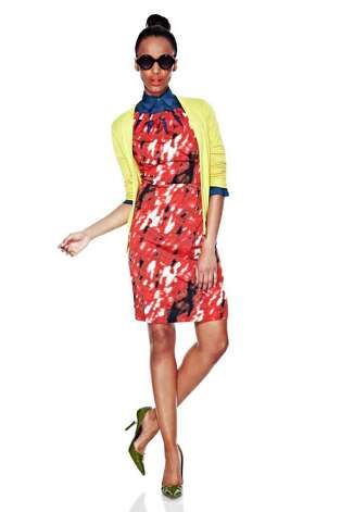 gllook: JCPenney spring 2012 look from the Worthington collection with Olsenboye sunglasses. Photo: JCPenney