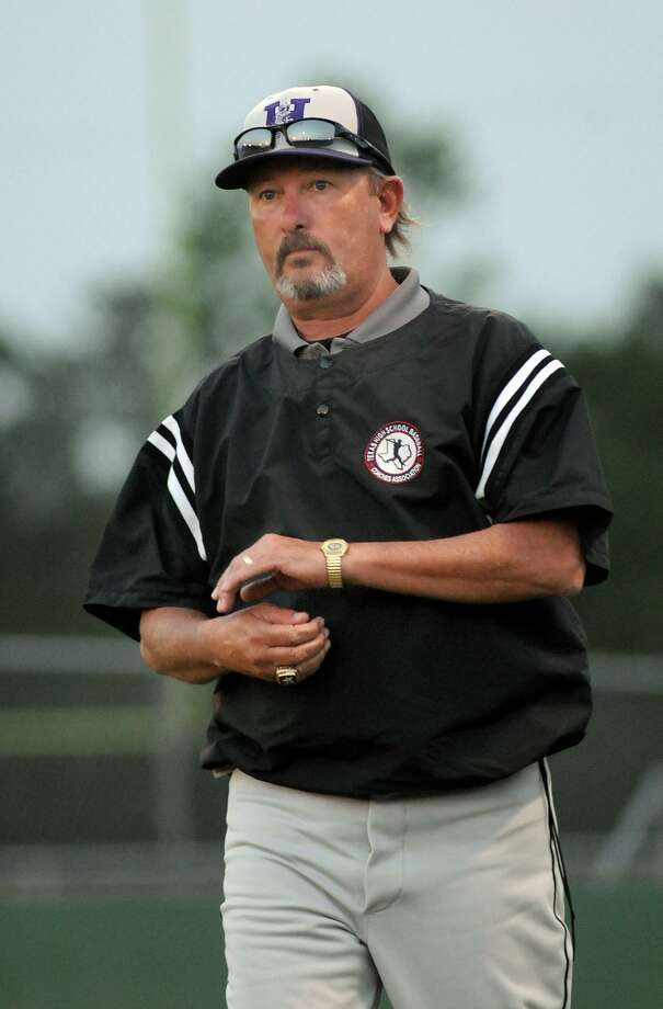 Humble Head Baseball Coach David Sitton Photo: Jerry Baker