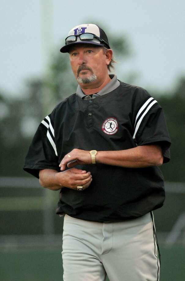 Humble Head Baseball Coach David Sitton Photo: Jerry Baker
