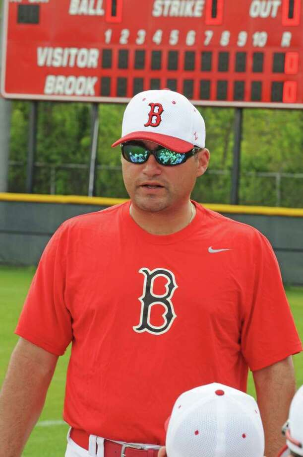 Clear Brook baseball coach Gene Flores Photo: L. Scott Hainline / For The Chronicle
