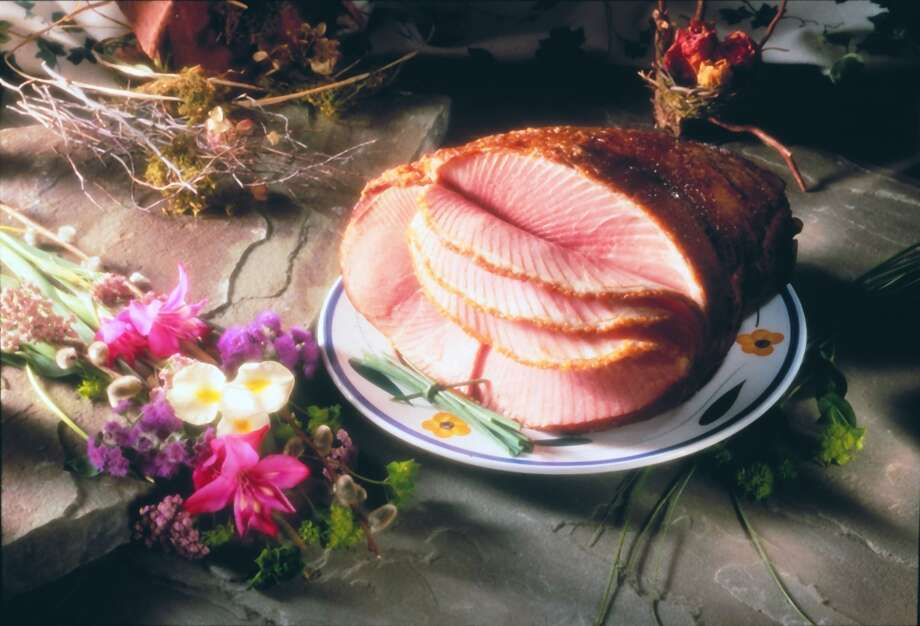Goth girls unite for baked ham. This one will woo you with dark, mysterious ways. Photo: Express-News File Photo