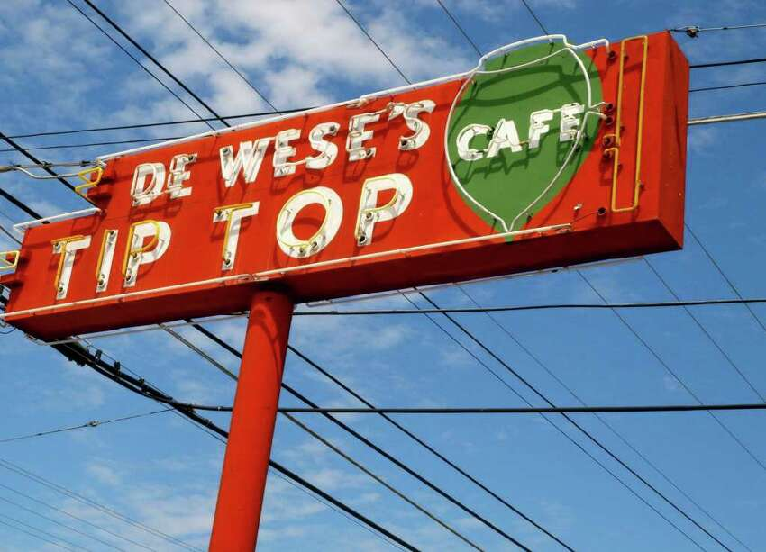 Since 1938, DeWese's Tip Top Cafe has been thrilling San Antonians with its chicken-fried steaks, burgers and pies.