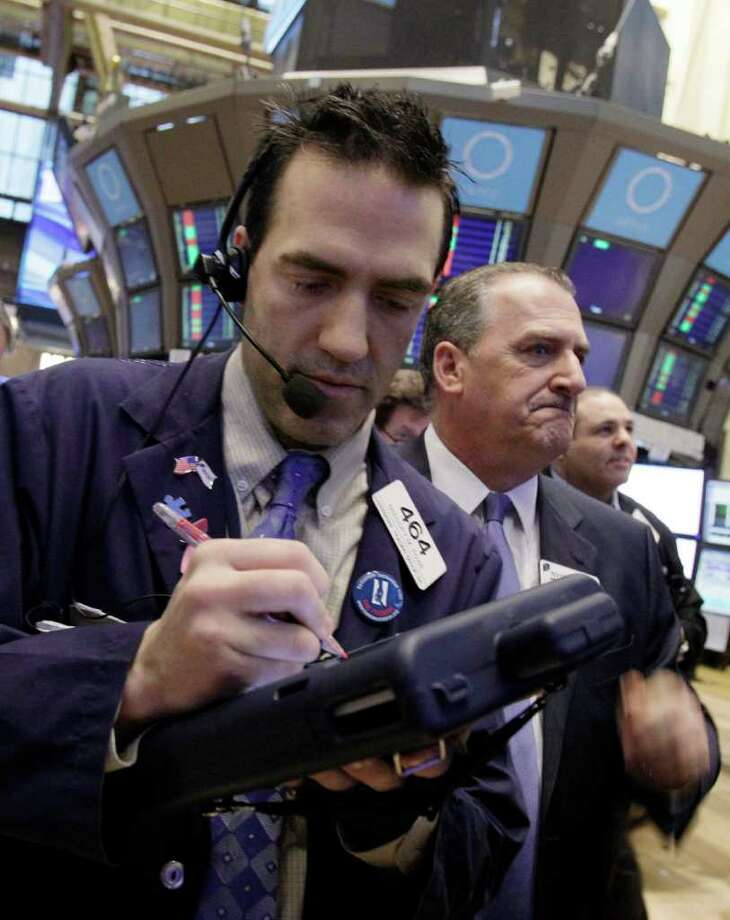 Worst stock loss in a month - Times Union
