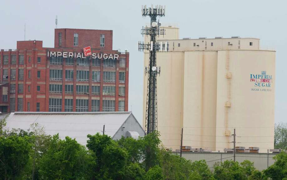 The old Imperial Sugar factory last month in Sugar Land. The company is being acquired for $78 million. Photo: J. Patric Schneider / Houston Chronicle