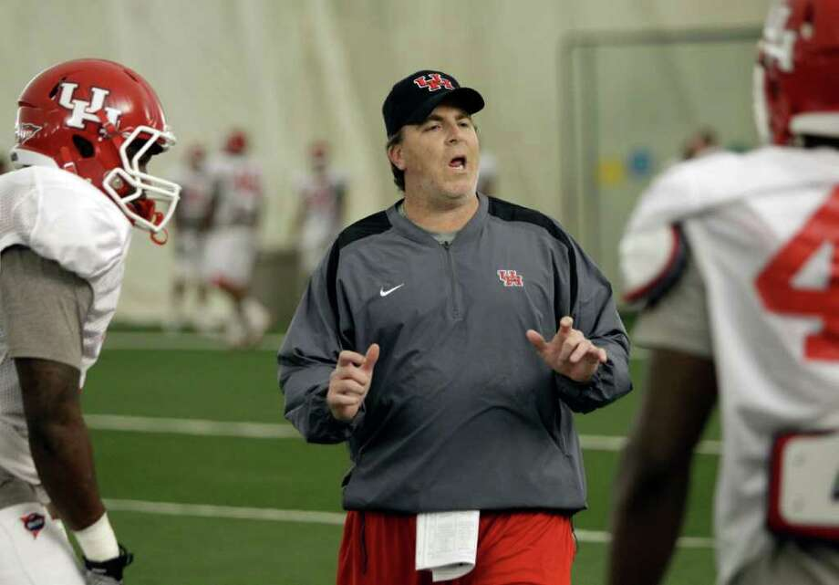 Jamie Bryant is leaving UH after spending two season with the Cougars. Photo: Melissa Phillip / © 2012 Houston Chronicle