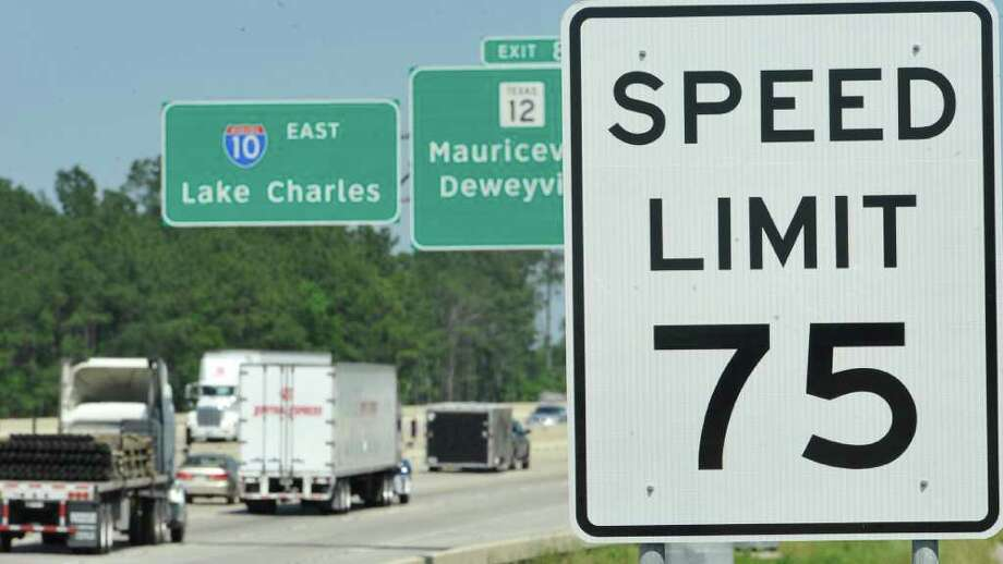 I-10 drivers happy going 75, some wish speed limit was 80