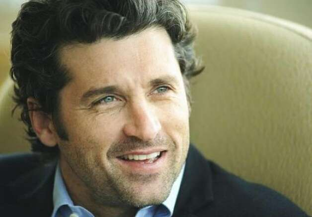 "Patrick Dempsey tweeted that he was ""back from the dead"" after #RIPPatrickDempsey become a trending topic. (AP)"