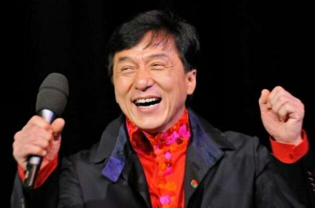 "Actor and martial arts pro Jackie Chan was supposed to have ""died"" after suffering a heart attack. He had to post a message on his Facebook.com page to deny the claim, and even posted a recent picture.  (AFP/Getty Images )"