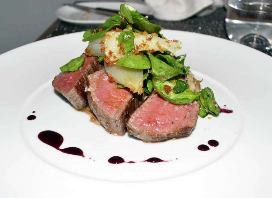 A beef tenderloin is featured on the menu. Photo: Contributed Photo
