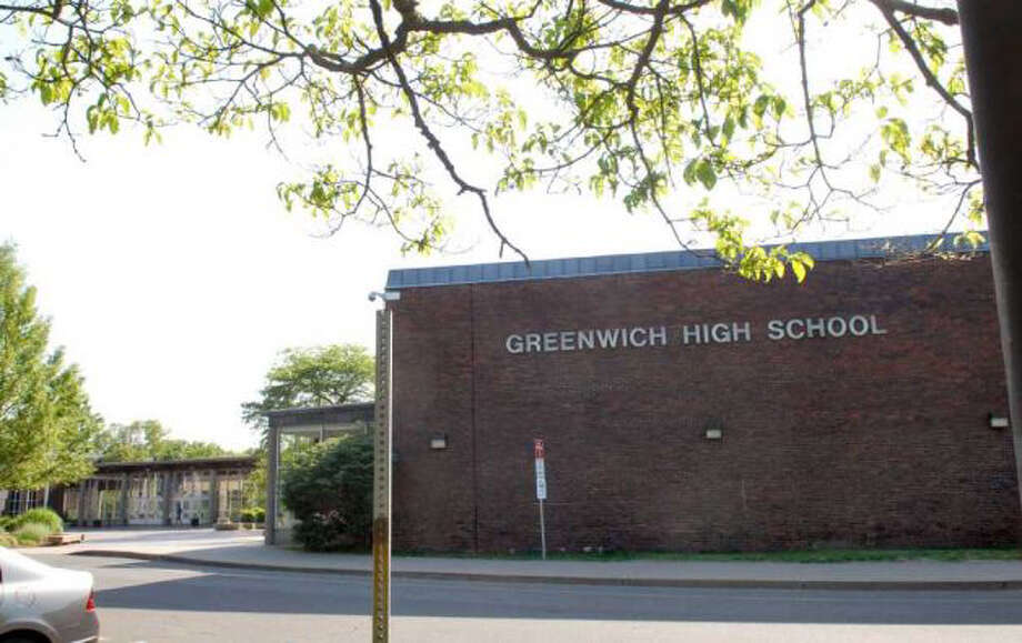 Board of Estimate and Taxation has approved money to cover the cost of repairs to Greenwich High School's science wing, but what's going to happen with the school's Performing Arts Center is still an open question. Photo: File Photo