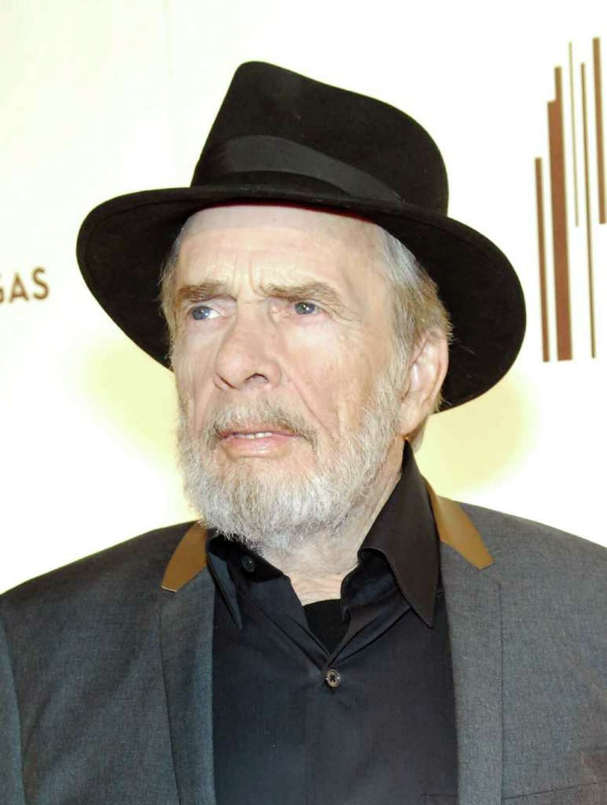 LAS VEGAS, NV - MARCH 10: Recording artist Merle Haggard arrives at the opening night of The Smith Center for the Performing Arts on March 10, 2012 in Las Vegas, Nevada. (Photo by Bryan Steffy/Getty Images for The Smith Center)
