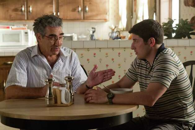 For all you undecideds out there. http://instagr.am/p/RspqjBuKL2/ @JasonBiggs Photo: Hopper Stone / © 2012 Universal Pictures © 2012 Universal Pictures