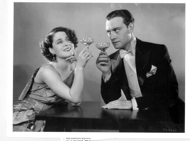 "Norma Shearer and Conrad Nagel in ""The Divorcee"" 1980 Photo: Courtesy, MGM 1930"