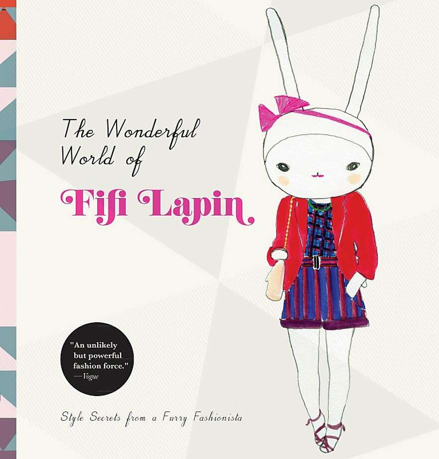 "Images from the U.S. release of ""The Wonderful World of Fifi Lapin"" by Chronicle Books. Photo: Chronicle Books"