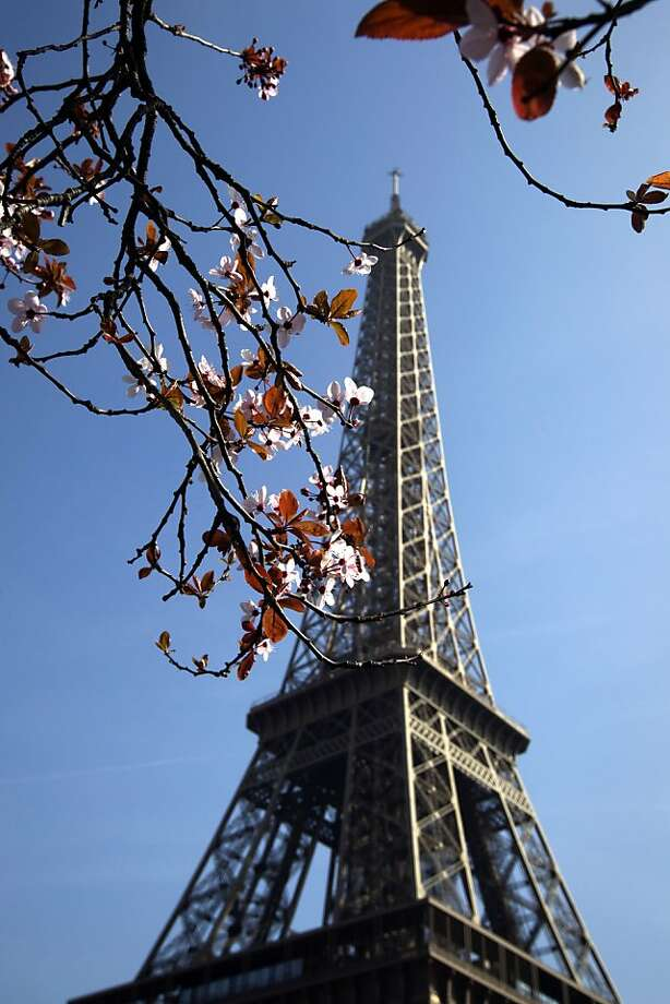 Paris Photo: Joel Saget, AFP/Getty Images