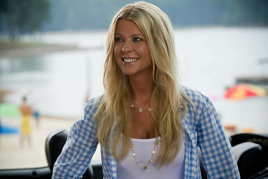 "TARA REID as Vicky in ""American Reunion"". In the comedy, all the ""American Pie"" characters we met a little more than a decade ago return to East Great Falls for their high-school reunion. Photo: Hopper Stone, Universal Pictures"