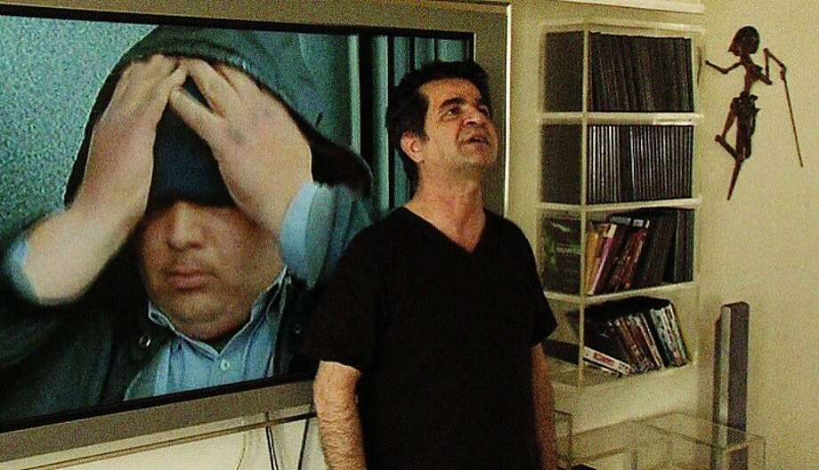 A scene from Jafar Panahi's THIS IS NOT A FILM, opening April 6 at SF Film Society Cinema. Photo: SF Film Society