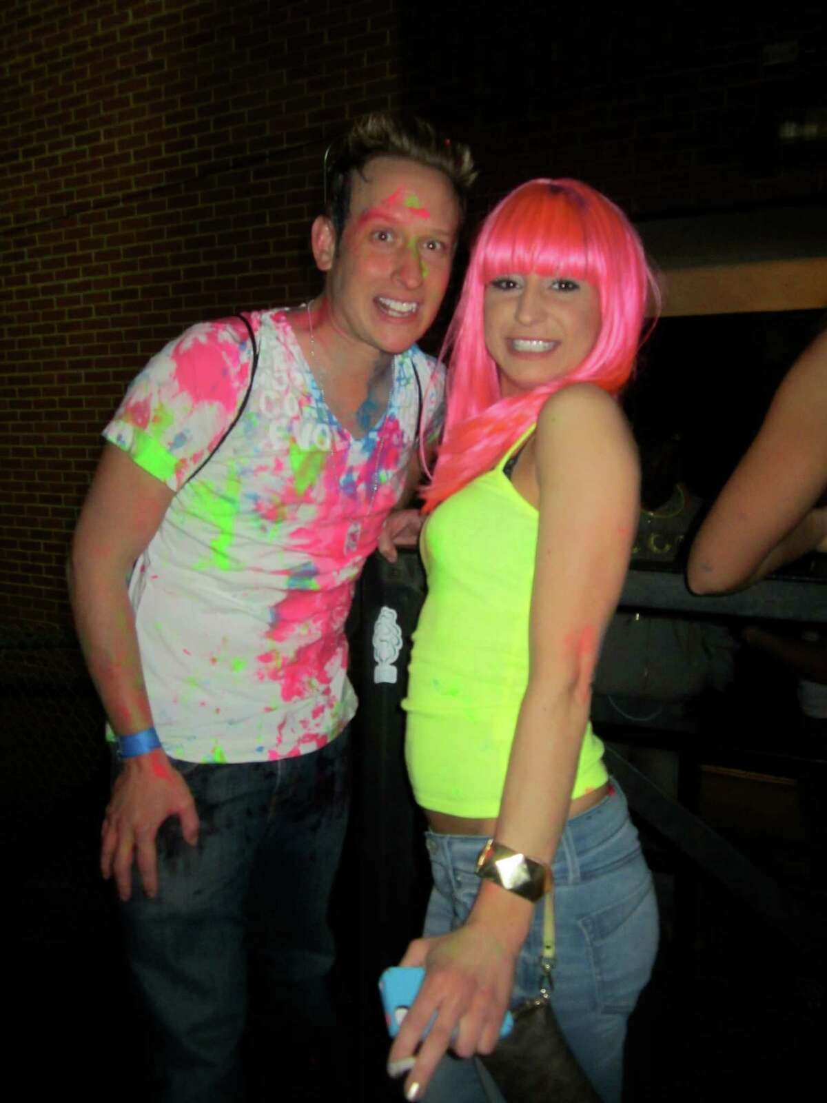Were you Seen at Dayglow at the Washington Avenue Armory on Thursday, April 5, 2012?