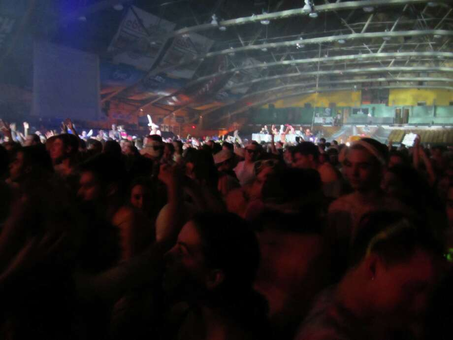 Were you Seen at Dayglow at the Washington Avenue Armory on Thursday, April 5, 2012? Photo: Kelsey Maiuccoro