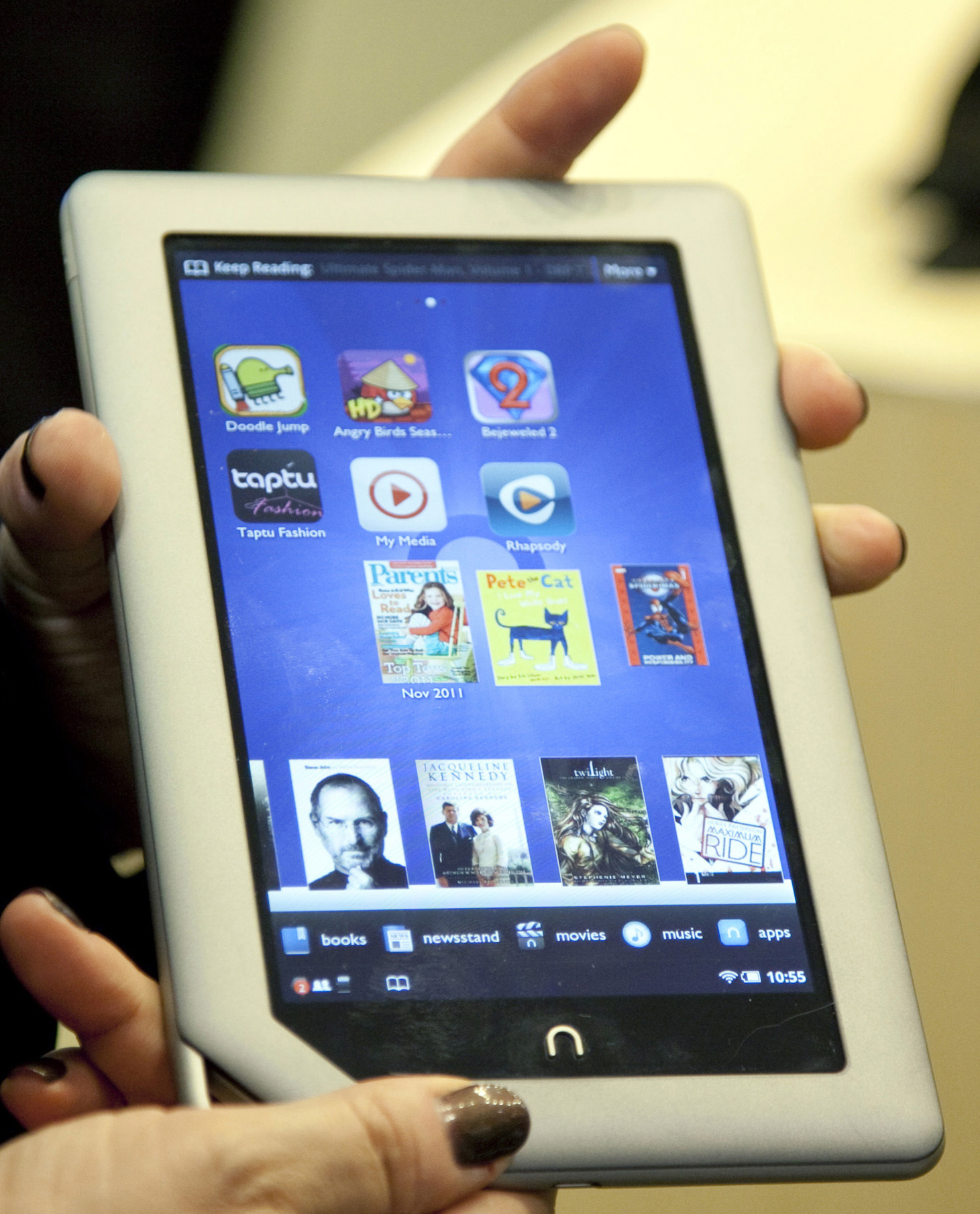 Barnes & Noble Apologizes After Child Watches Porn On Store Nook  Houston  Chronicle