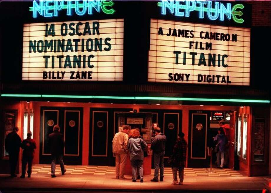 """Titanic"" fever led to box-office records. (DAN DELONG / Seattle Post-Intelligencer)"
