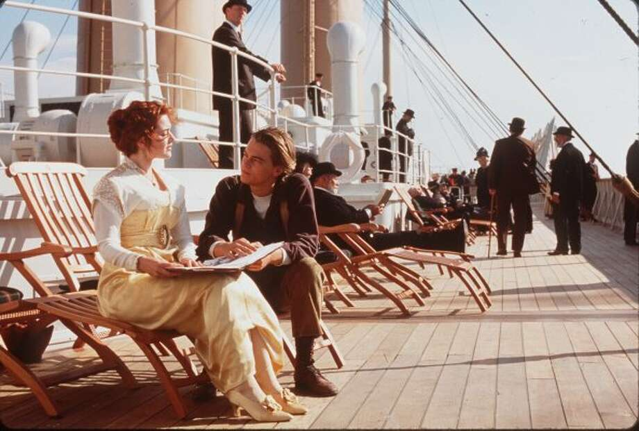 """Titanic"" had it all: Epic tragedy, ill-fated love, heroics and class warfare. (MERIE W. WALLACE / Getty Images)"