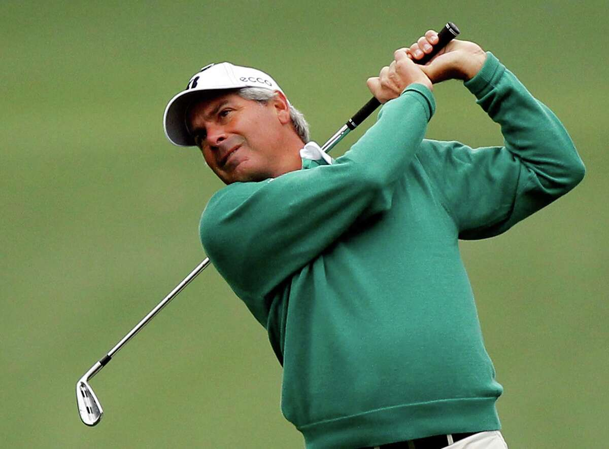 Fred Couples Couples, affectionately known as