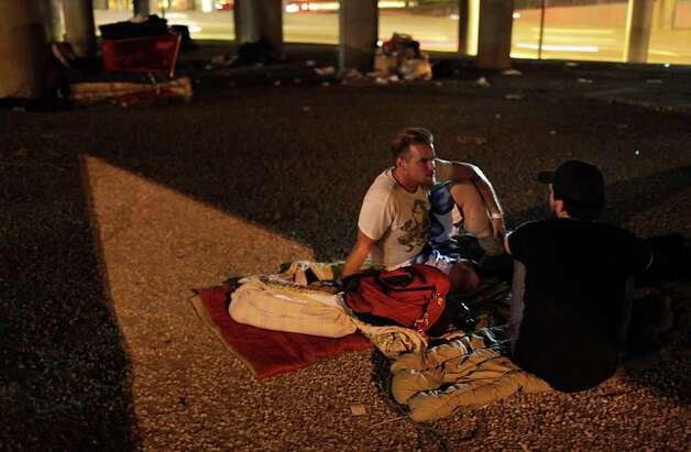 in homeless san antonio teens