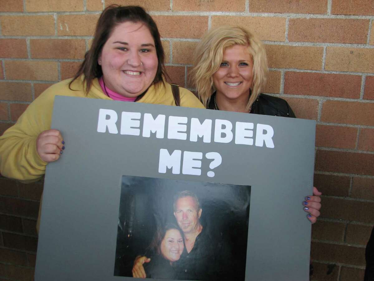 Were you Seen at the Kevin Costner & Modern West show at Northern Lights in Clifton Park on Friday, April 6, 2012?