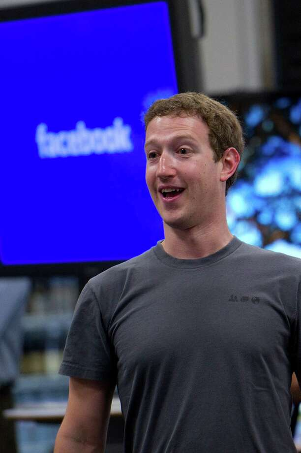 Facebook CEO Mark Zuckerberg will have the final say on how nearly 57 percent of the stock votes. Photo: David Paul Morris / © 2011 Bloomberg Finance LP