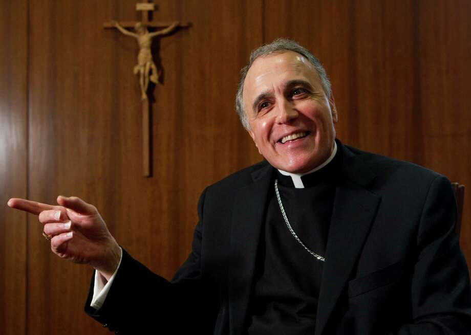 Cardinal Daniel DiNardo says the Obama compromise on the contraceptive aspect of the health care mandate could be a step forward, but concerns remain. Photo: Brett Coomer / © 2012 Houston Chronicle