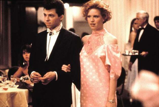 "Molly Ringwald's Andie Walsh in ""Pretty in Pink"" may be from the wrong side of the tracks but her funky style is all kinds of right. Sure, we might not wear it, but we love that she does. (Everett Coll / Paramount)"