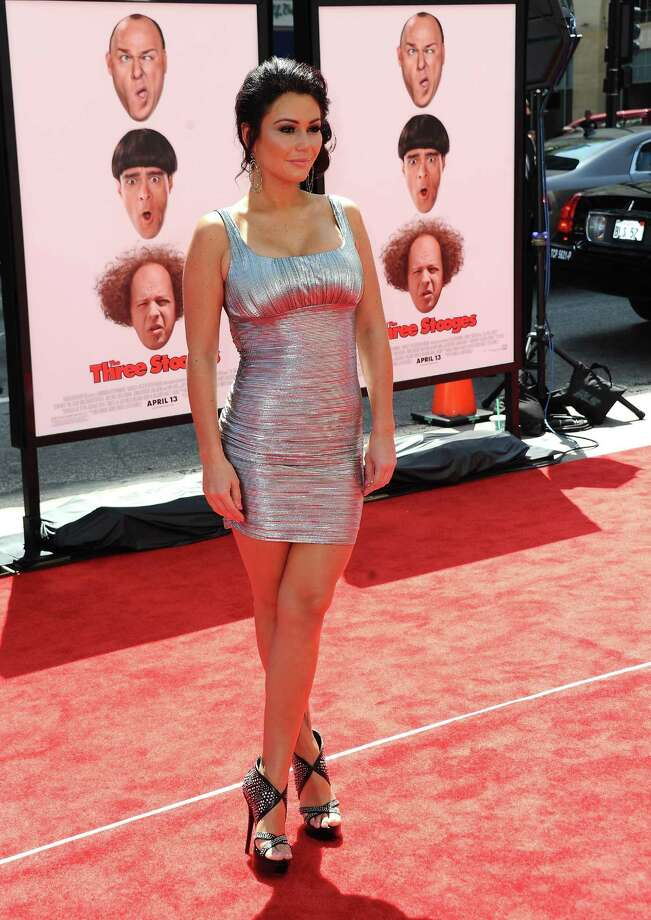 "Wednesday (Jan. 9): Jenny 'JWOWW' Farley of ""Jersey Shore"" is among the celebrities competing on ""Stars in Danger: The High Dive,"" which airs on FOX Wednesday at 7 p.m.  Photo: Michael Buckner, Getty Images / 2012 Getty Images"