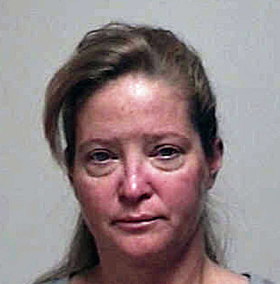 Westport resident Wendy Saltus, 42, is facing shoplifting charges. Photo: Contributed Photo / Fairfield Citizen