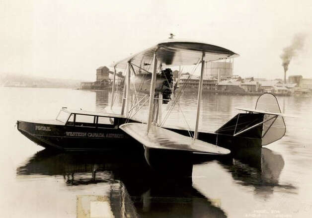 On March 4, 1928, the Boeing Model 204 flying boat made its first flight. Boeing eventually built 10 of the four-seat aircraft. It was the last airplane that Boeing built specifically for private ownership by civilians. Photo: The Boeing Co.