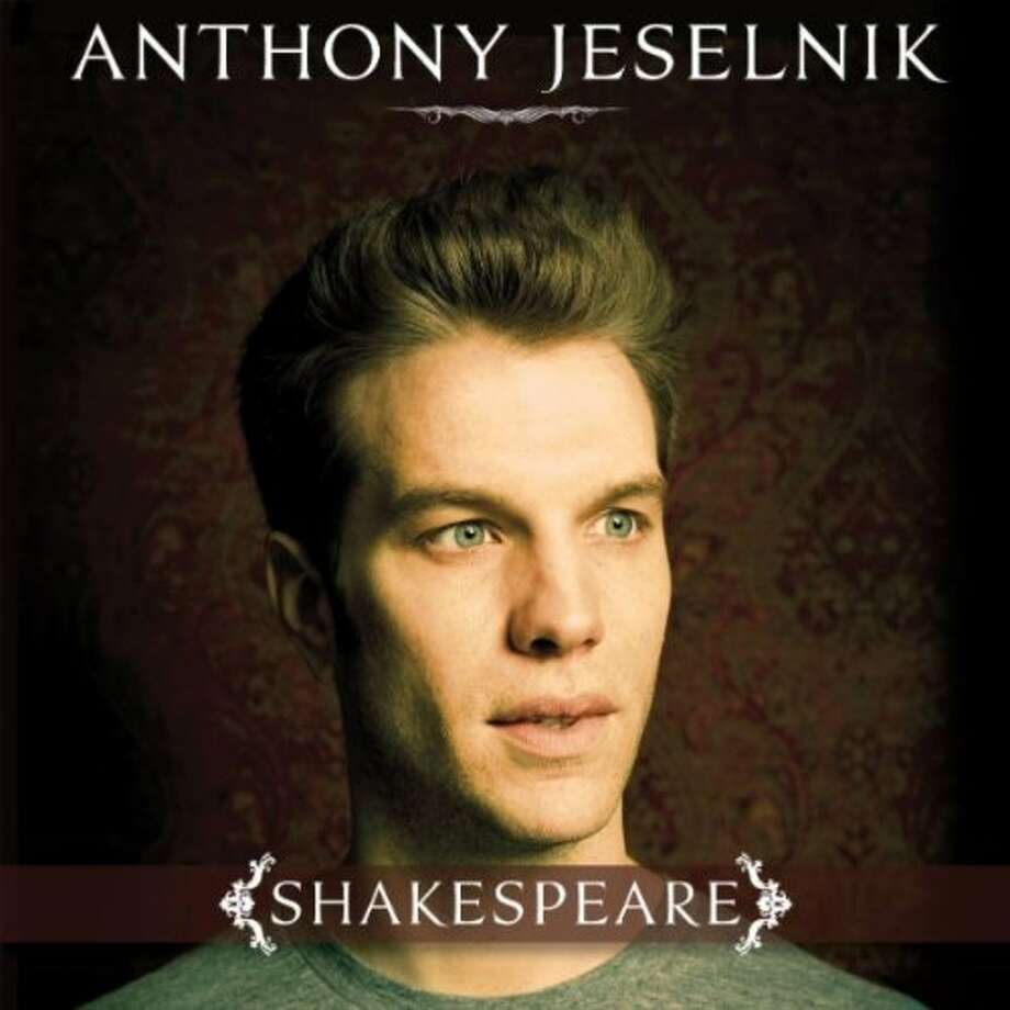 """Anthony Jeselnik's new comedy album is titled """"Shakespeare."""" Photo: Comedy Central"""